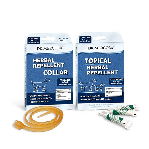 Repellent Kit for Small Dogs