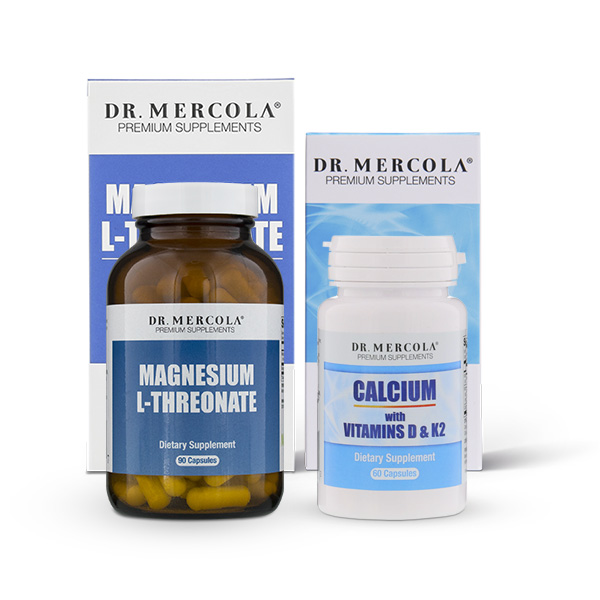 Calcium Magnesium Bundle 30 Day Supply