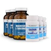 Calcium and Magnesium L-Threonate Bundle