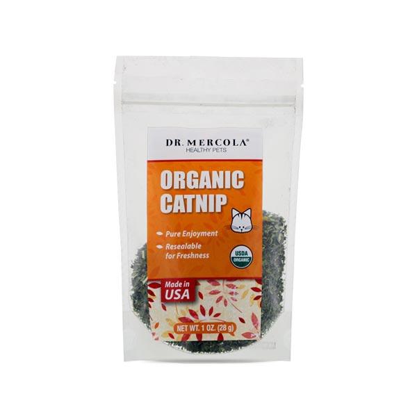 Organic Catnip 1-pack