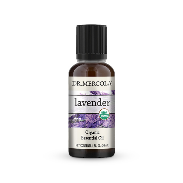 Organic Lavender Organic Lavender Essential Oil