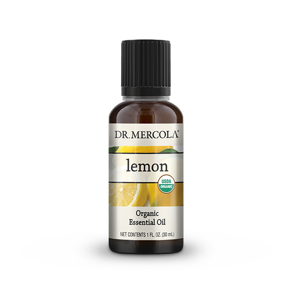 Aceite Esencial de Limón Orgánico