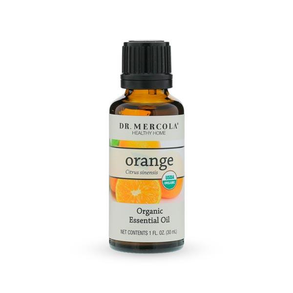 Aceite Esencial de Naranja Orgánica