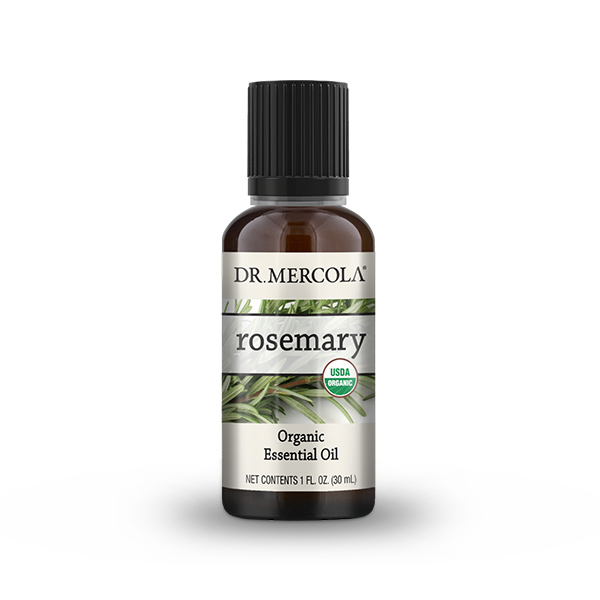 Aceite Esencial de Romero Orgánico