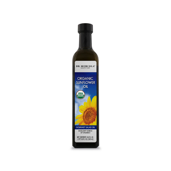 Organic Sunflower Oil (16.9 fl oz): 1 bottle