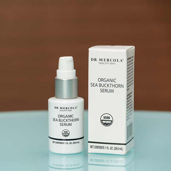 Organic Sea Buckthorn Serum