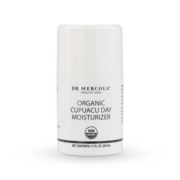 Organic Cupuacu Day Moisturizer (1.7 fl oz)