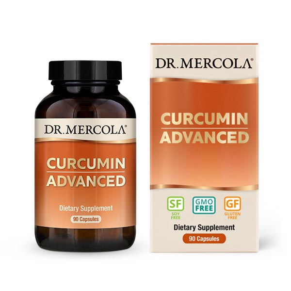 Curcumin Advanced (90 per Bottle): 90 Day Supply