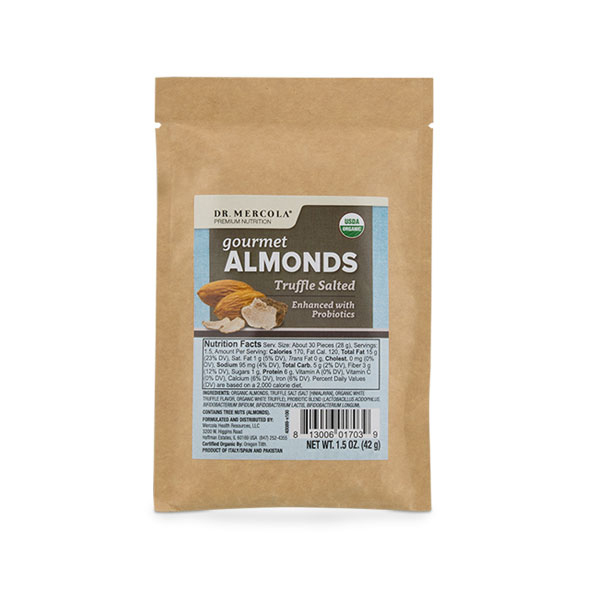 Organic Almonds - Truffle Salted