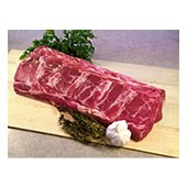 Premium Grass Fed Whole Boneless Strip Loin (8lbs per Piece): 1 Piece