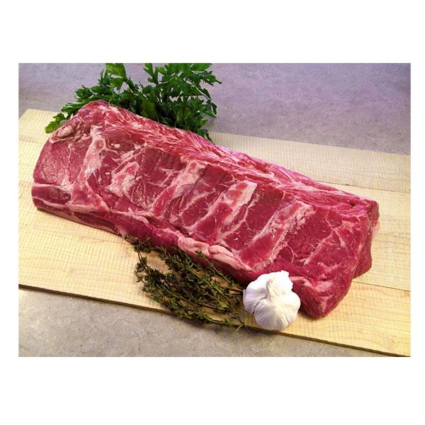 Strip Loin Completo Premium Criado con Pastura (6-7 libras por pieza): 1 Pieza