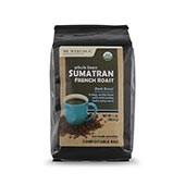 Organic Whole Bean Coffee - Sumatran French Roast