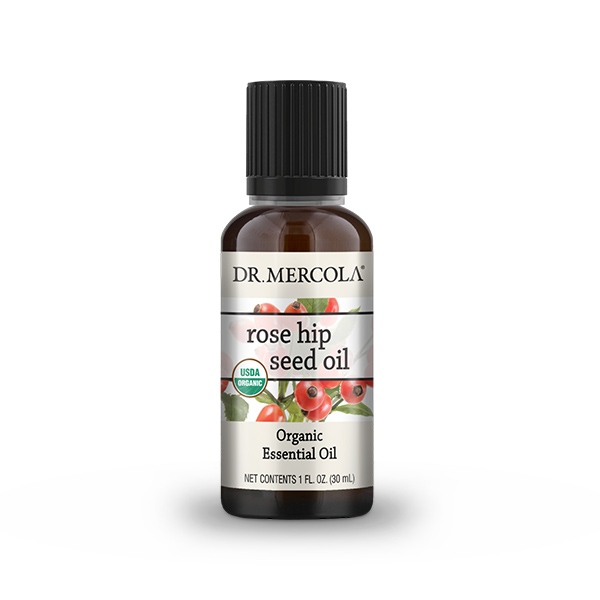 Organic Rose Hip Seed Oil (1 fl oz.): 1 Bottle