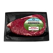 100% Grass Fed Ribeye Boneless Steak