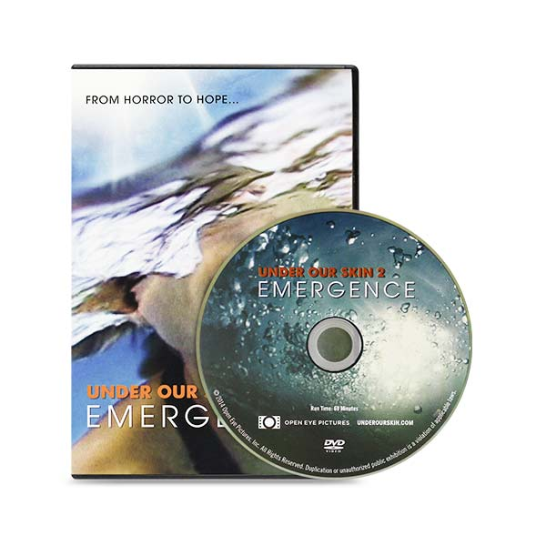Under Our Skin 2: Emergence DVD: 1 DVD