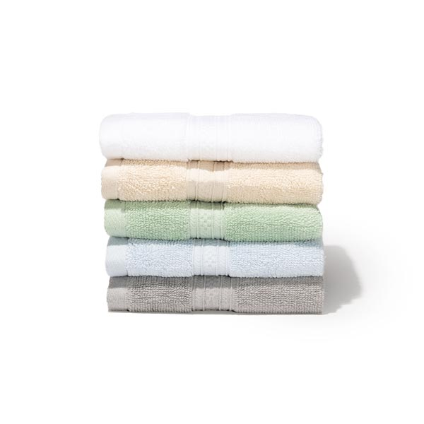 Organic Cotton Wash Cloth (White)