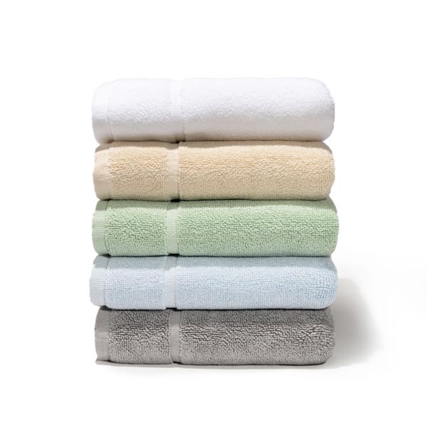 Organic Cotton Bath Mat (White)