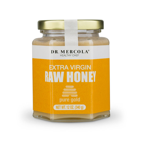 Extra Virgin Raw Honey
