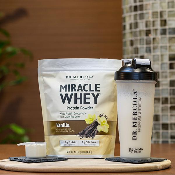 Miracle Whey Vanilla