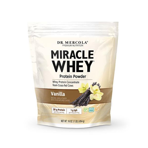 Miracle Whey® Vainilla (11 Porciones): 1 Bolsa