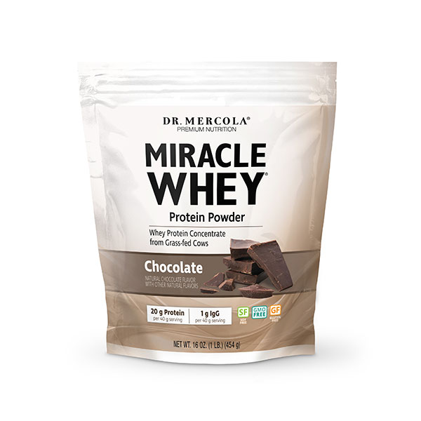 Miracle Whey Chocolate (11 Porciones): 1 Bolsa