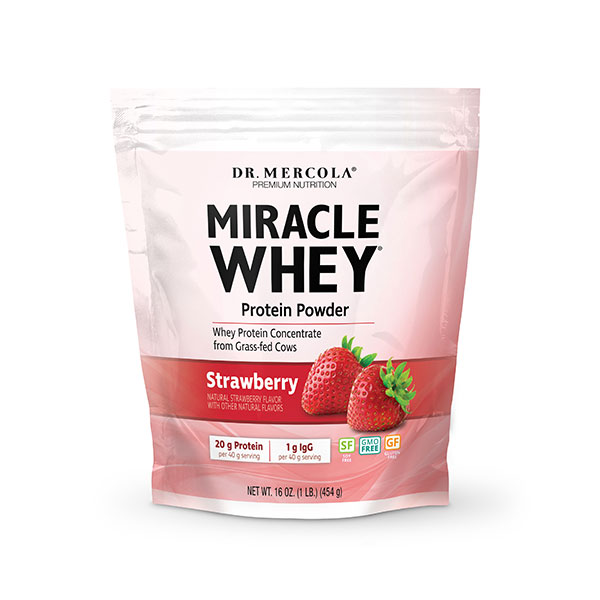 Miracle Whey Strawberry
