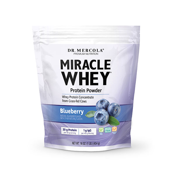 Miracle Whey Blueberry