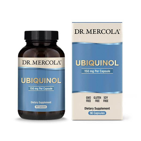 Ubiquinol 150mg 90-Day Supply