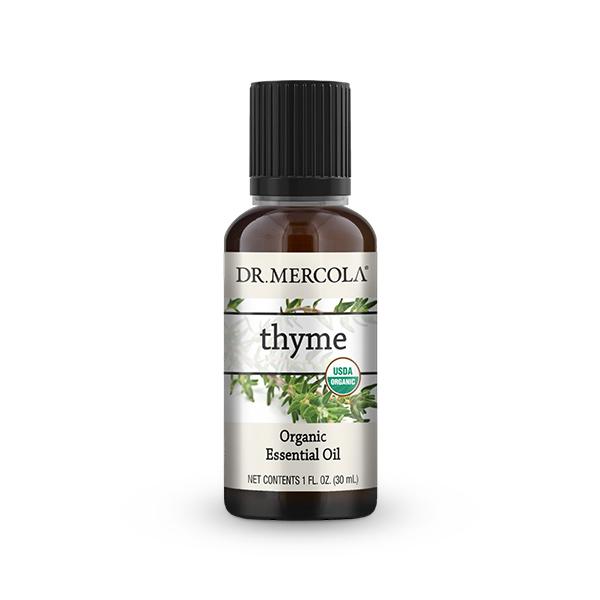 Organic Thyme Essential Oil (1 oz.): 1 Bottle