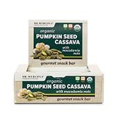 Pumpkin Seed Cassava with Macadamia Nuts (12 per box): 1 box