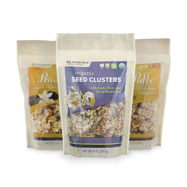 Pro Puffs & Seed Clusters: Create Your Own 3-Pack
