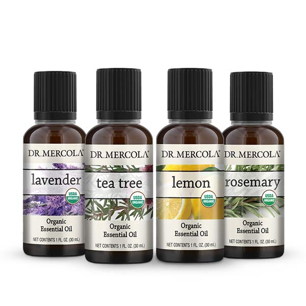 Cleansing Essential Oils Set