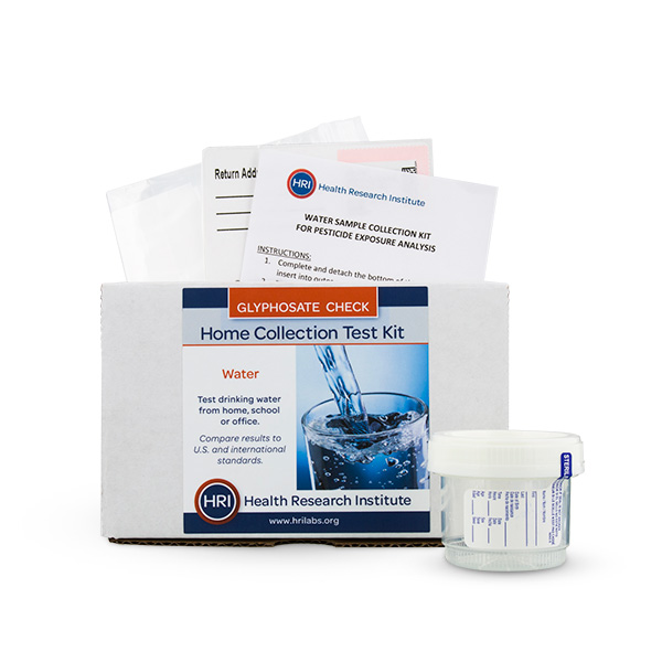 Glyphosate Water Test Kit