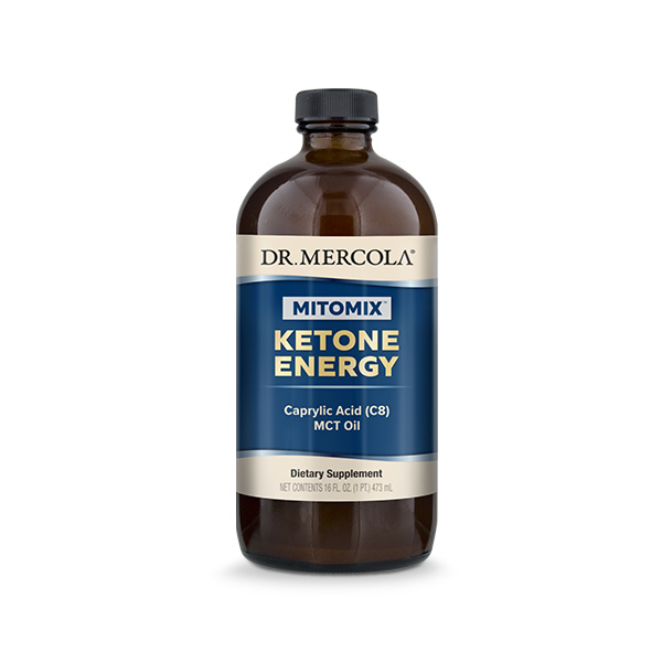 MITOMIX™ Ketone Energy MCT Oil (16 Fl. Oz.)