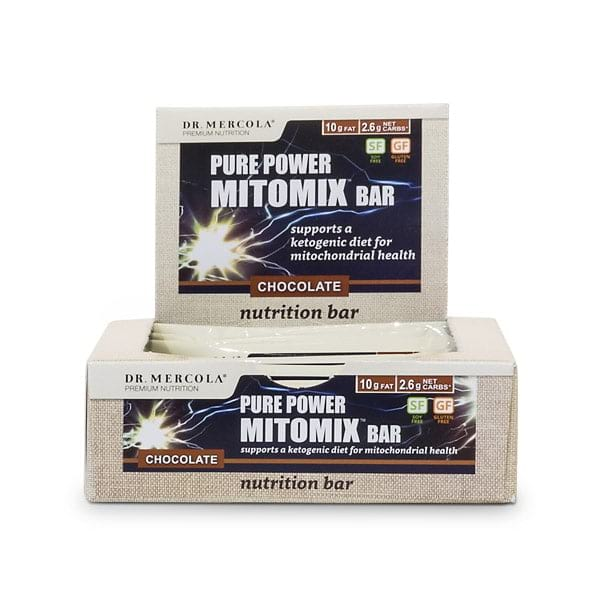 Barras KETO MITOMIX™ - Chocolate