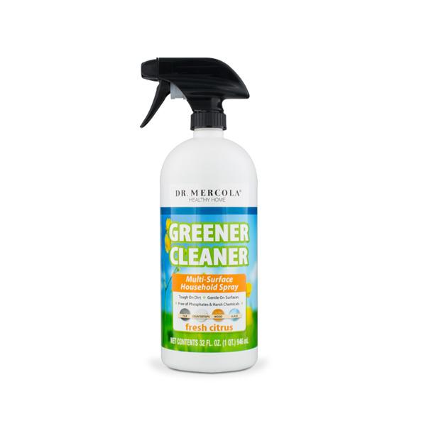 Limpiador Multiusos Greener Cleaner®: Citricos Frescos (32 fl. oz): 1 Botella
