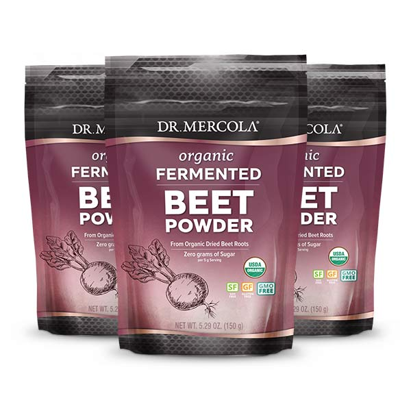 Fermented Beet Powder 3-Pack