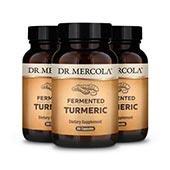 Fermented Turmeric