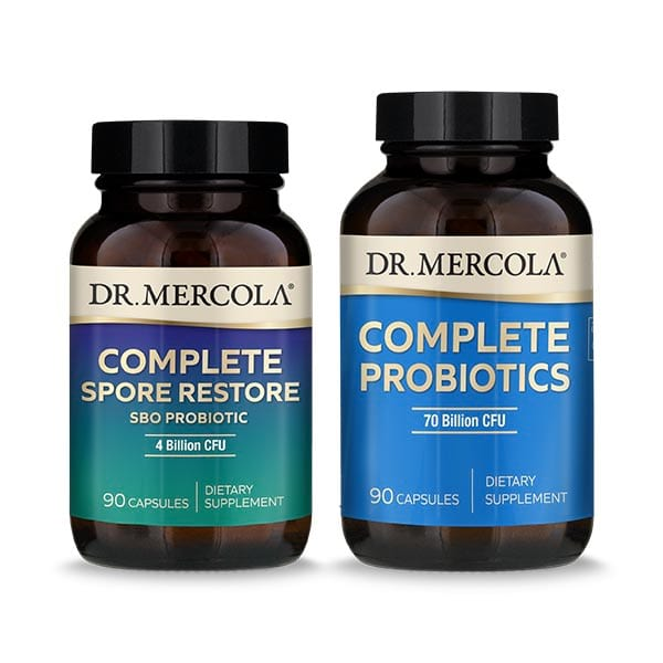Complete Gut Restore Pack - 90 Day Supply
