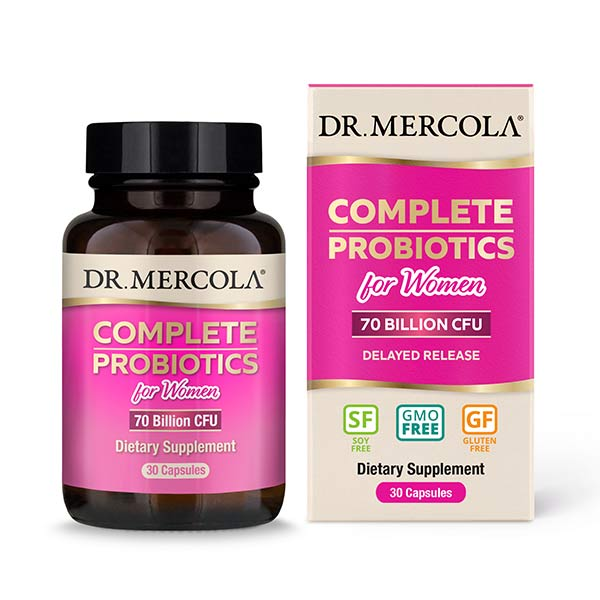 Complete Probiotics for Women 30-day Supply