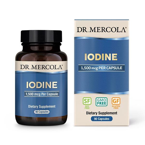 Iodine Supplement High Quality Iodine Capsules