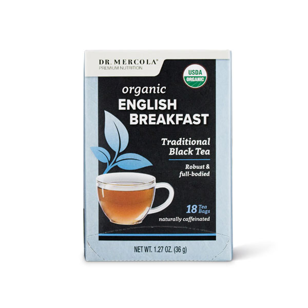 Té English Breakfast Orgánico