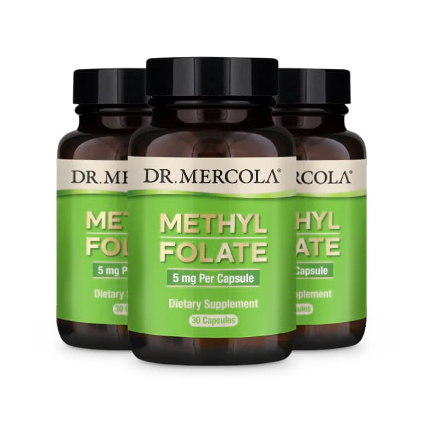 Folate 5 mg 3-Pack