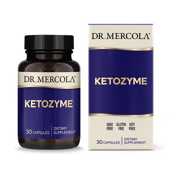 Ketozyme (30 por envase):Suministro para 30 Días