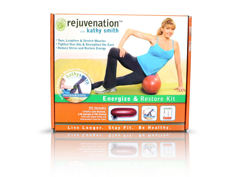 Kathy Smith's Energize & Restore Kit