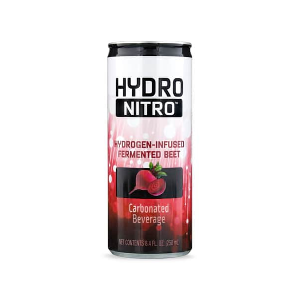 Hydro Nitro™ - Hydrogen-Infused Water: 12 Cans