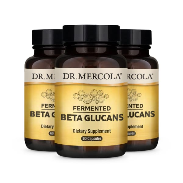 Fermented Beta Glucans 90-Day Supply