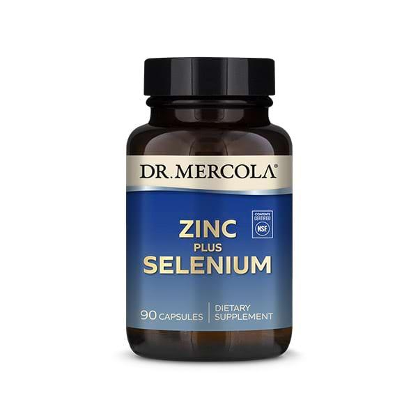 Zinc plus Selenium (90 per Bottle): 90-Day Supply