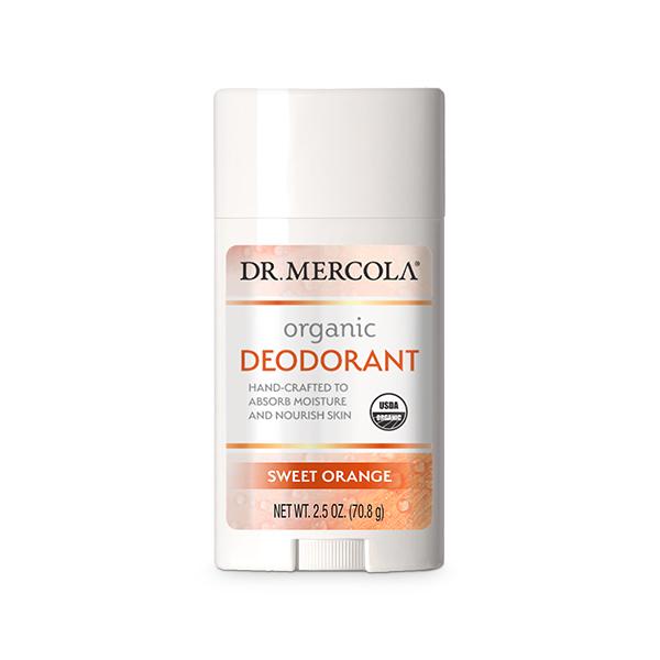 Organic Deodorant Sweet Orange (2.5 oz): 1 Container