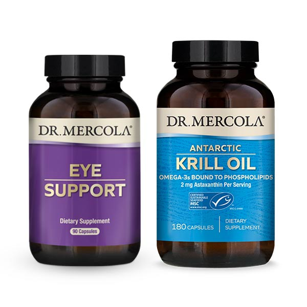 Eye Support & Krill Oil